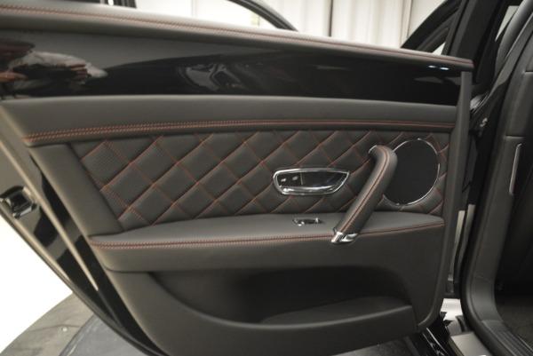 New 2018 Bentley Flying Spur V8 S Black Edition for sale Sold at Alfa Romeo of Westport in Westport CT 06880 18