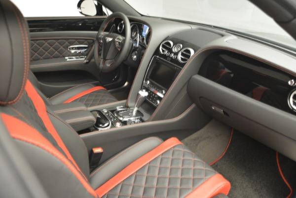New 2018 Bentley Flying Spur V8 S Black Edition for sale Sold at Alfa Romeo of Westport in Westport CT 06880 20