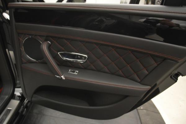 New 2018 Bentley Flying Spur V8 S Black Edition for sale Sold at Alfa Romeo of Westport in Westport CT 06880 22