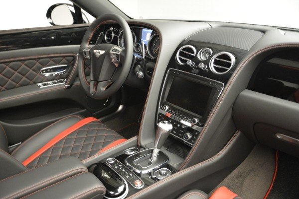 New 2018 Bentley Flying Spur V8 S Black Edition for sale Sold at Alfa Romeo of Westport in Westport CT 06880 23