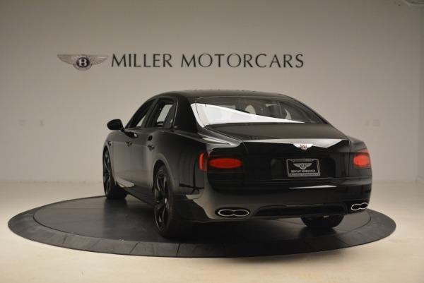 New 2018 Bentley Flying Spur V8 S Black Edition for sale Sold at Alfa Romeo of Westport in Westport CT 06880 5