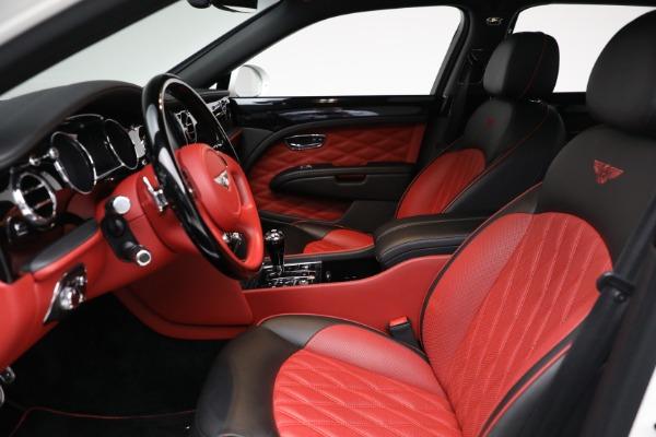 Used 2018 Bentley Mulsanne Speed for sale $229,900 at Alfa Romeo of Westport in Westport CT 06880 17