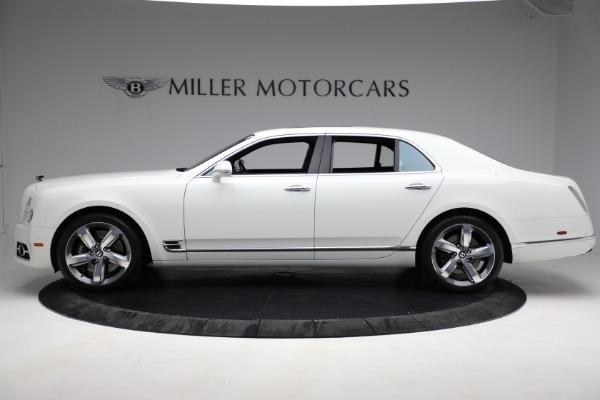 Used 2018 Bentley Mulsanne Speed for sale $229,900 at Alfa Romeo of Westport in Westport CT 06880 2