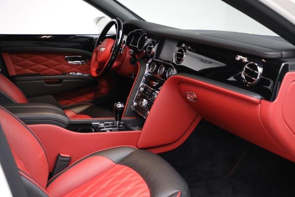 Used 2018 Bentley Mulsanne Speed for sale $229,900 at Alfa Romeo of Westport in Westport CT 06880 27