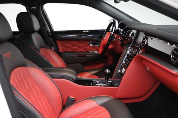 Used 2018 Bentley Mulsanne Speed for sale $229,900 at Alfa Romeo of Westport in Westport CT 06880 28