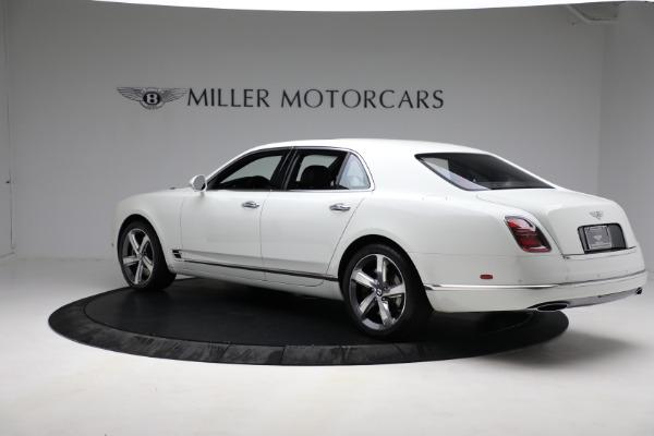 Used 2018 Bentley Mulsanne Speed for sale $229,900 at Alfa Romeo of Westport in Westport CT 06880 3