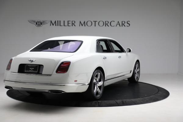 Used 2018 Bentley Mulsanne Speed for sale $229,900 at Alfa Romeo of Westport in Westport CT 06880 6