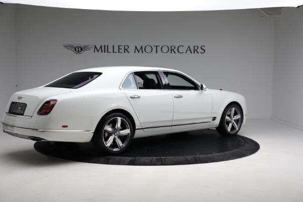 Used 2018 Bentley Mulsanne Speed for sale $229,900 at Alfa Romeo of Westport in Westport CT 06880 7