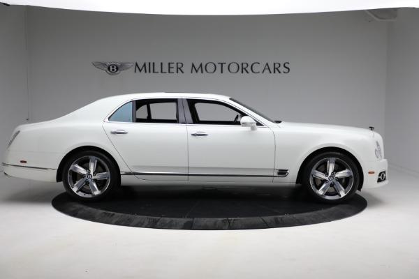 Used 2018 Bentley Mulsanne Speed for sale $229,900 at Alfa Romeo of Westport in Westport CT 06880 8