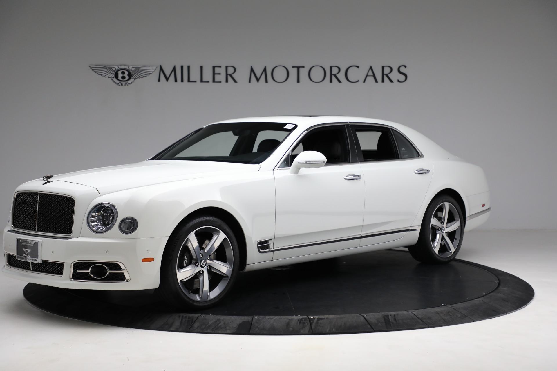 Used 2018 Bentley Mulsanne Speed for sale $229,900 at Alfa Romeo of Westport in Westport CT 06880 1