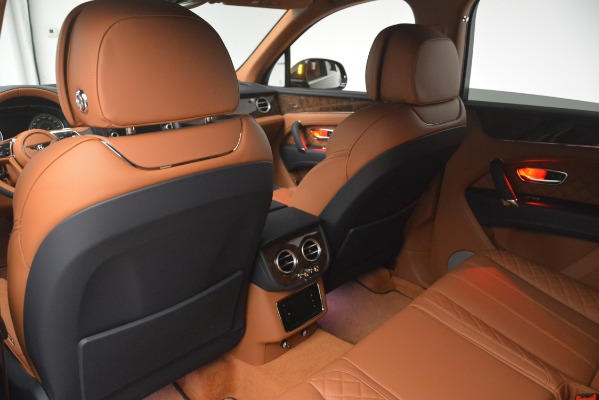 Used 2018 Bentley Bentayga Signature for sale Sold at Alfa Romeo of Westport in Westport CT 06880 22
