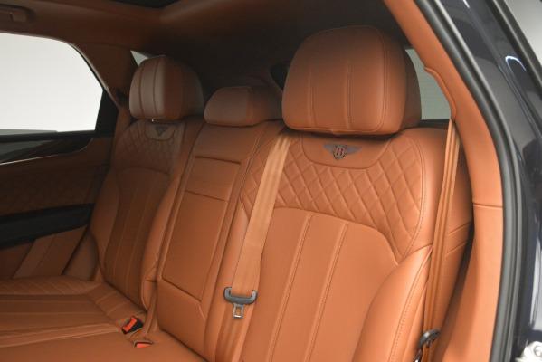 Used 2018 Bentley Bentayga Signature for sale Sold at Alfa Romeo of Westport in Westport CT 06880 24
