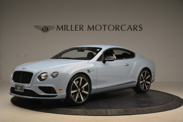 Used 2016 Bentley Continental GT V8 S for sale Sold at Alfa Romeo of Westport in Westport CT 06880 2