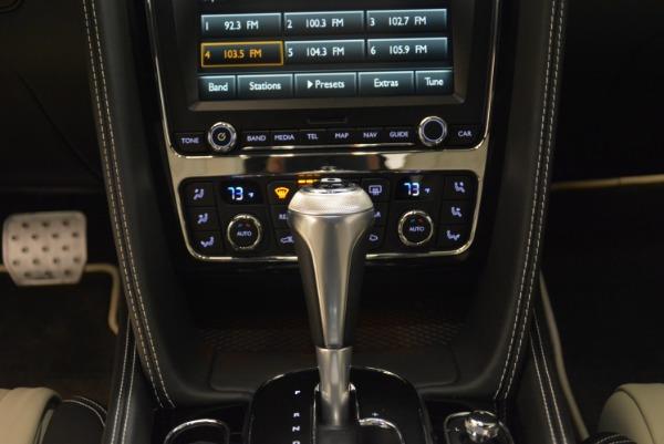 Used 2016 Bentley Continental GT V8 S for sale Sold at Alfa Romeo of Westport in Westport CT 06880 27