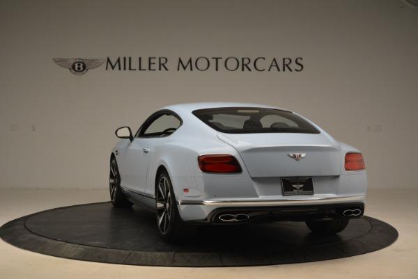 Used 2016 Bentley Continental GT V8 S for sale Sold at Alfa Romeo of Westport in Westport CT 06880 5