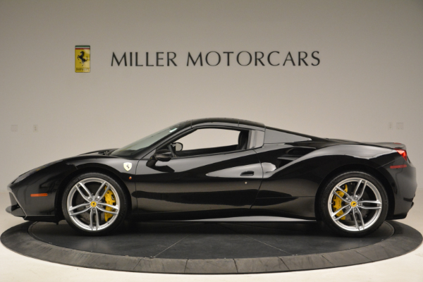Used 2016 Ferrari 488 Spider for sale Sold at Alfa Romeo of Westport in Westport CT 06880 15