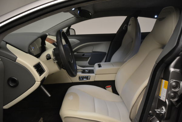 Used 2014 Aston Martin Rapide S for sale Sold at Alfa Romeo of Westport in Westport CT 06880 13