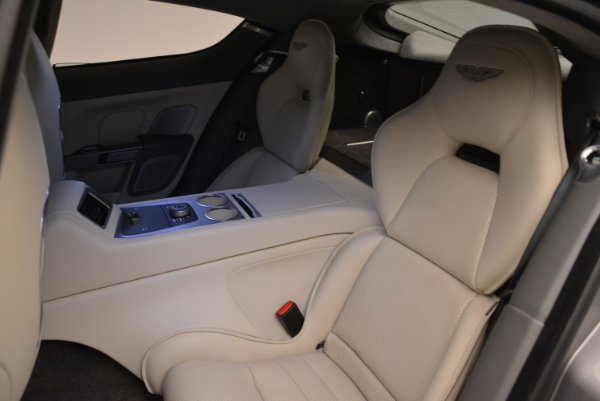 Used 2014 Aston Martin Rapide S for sale Sold at Alfa Romeo of Westport in Westport CT 06880 19