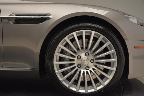 Used 2014 Aston Martin Rapide S for sale Sold at Alfa Romeo of Westport in Westport CT 06880 24