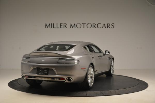 Used 2014 Aston Martin Rapide S for sale Sold at Alfa Romeo of Westport in Westport CT 06880 7