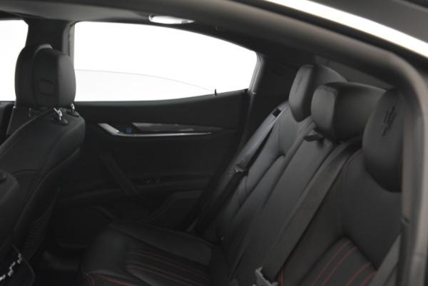 New 2018 Maserati Ghibli S Q4 for sale Sold at Alfa Romeo of Westport in Westport CT 06880 19