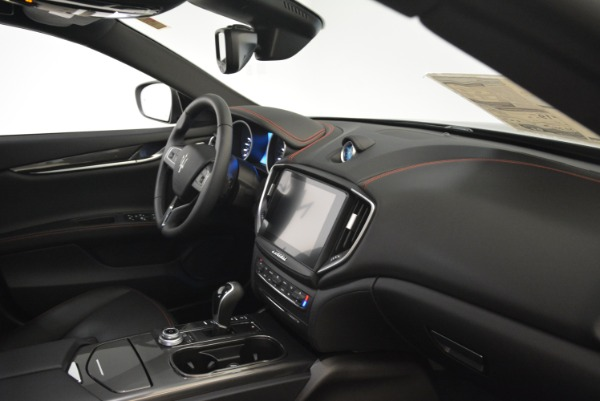 New 2018 Maserati Ghibli S Q4 for sale Sold at Alfa Romeo of Westport in Westport CT 06880 23