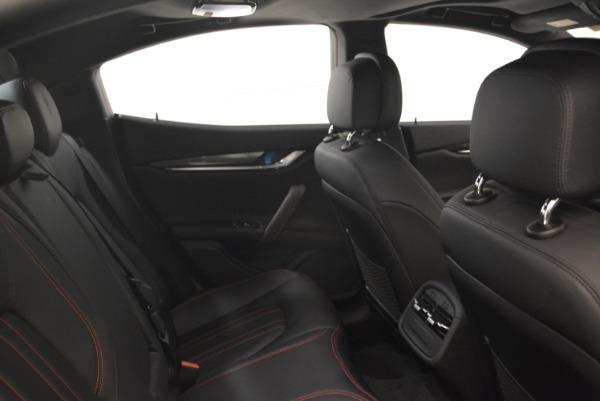 New 2018 Maserati Ghibli S Q4 for sale Sold at Alfa Romeo of Westport in Westport CT 06880 26