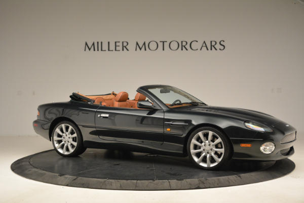 Used 2003 Aston Martin DB7 Vantage Volante for sale Sold at Alfa Romeo of Westport in Westport CT 06880 10