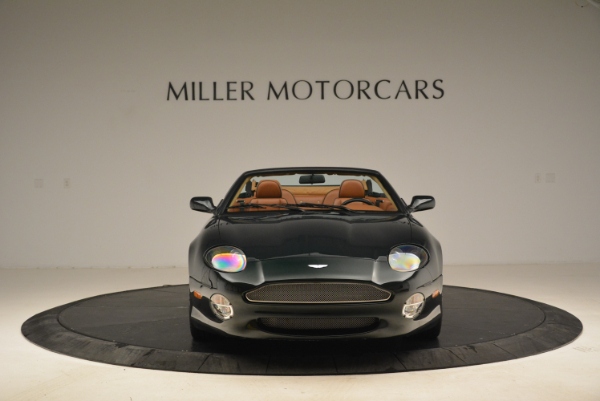 Used 2003 Aston Martin DB7 Vantage Volante for sale Sold at Alfa Romeo of Westport in Westport CT 06880 12