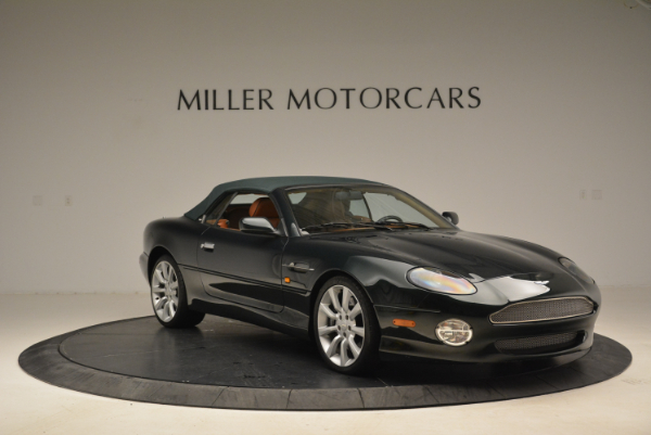 Used 2003 Aston Martin DB7 Vantage Volante for sale Sold at Alfa Romeo of Westport in Westport CT 06880 13