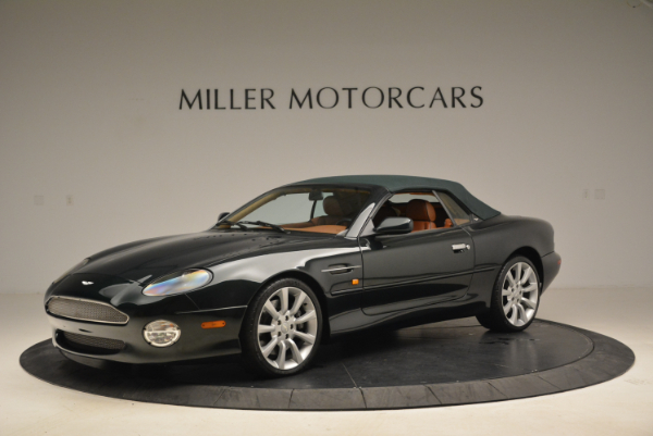 Used 2003 Aston Martin DB7 Vantage Volante for sale Sold at Alfa Romeo of Westport in Westport CT 06880 14