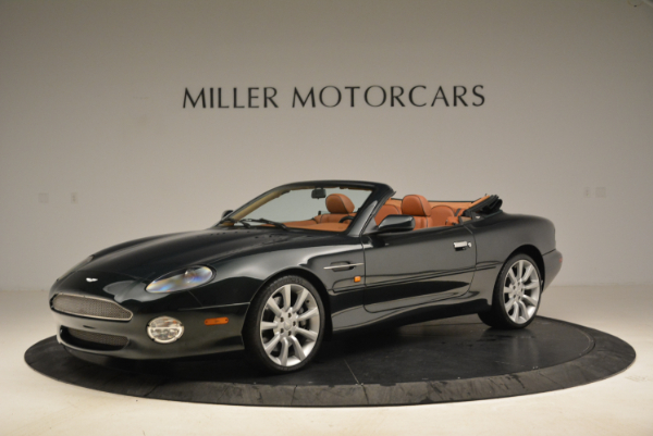 Used 2003 Aston Martin DB7 Vantage Volante for sale Sold at Alfa Romeo of Westport in Westport CT 06880 2