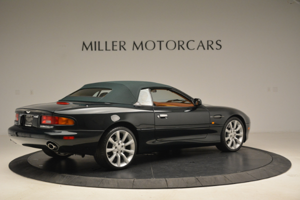 Used 2003 Aston Martin DB7 Vantage Volante for sale Sold at Alfa Romeo of Westport in Westport CT 06880 20