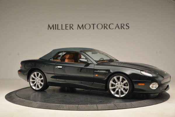 Used 2003 Aston Martin DB7 Vantage Volante for sale Sold at Alfa Romeo of Westport in Westport CT 06880 22