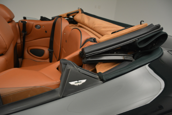 Used 2003 Aston Martin DB7 Vantage Volante for sale Sold at Alfa Romeo of Westport in Westport CT 06880 28