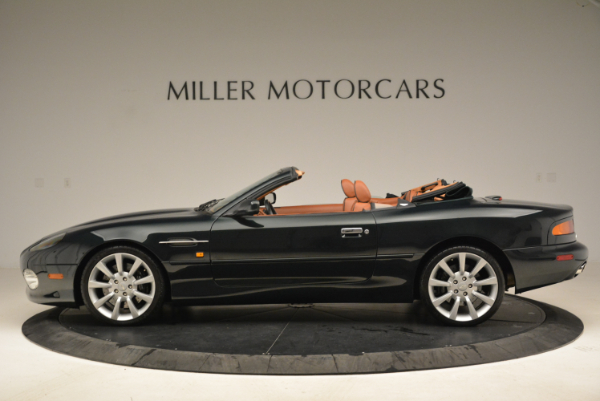 Used 2003 Aston Martin DB7 Vantage Volante for sale Sold at Alfa Romeo of Westport in Westport CT 06880 3