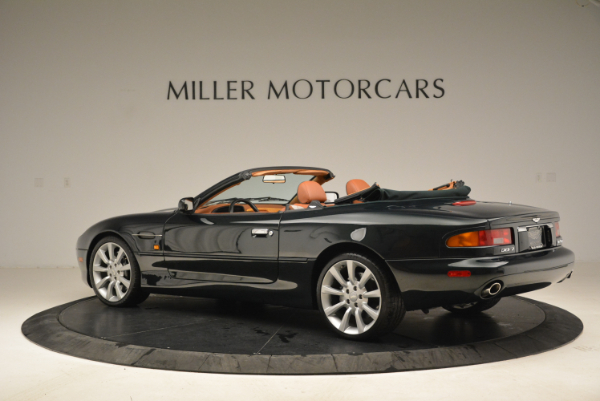 Used 2003 Aston Martin DB7 Vantage Volante for sale Sold at Alfa Romeo of Westport in Westport CT 06880 4