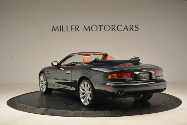 Used 2003 Aston Martin DB7 Vantage Volante for sale Sold at Alfa Romeo of Westport in Westport CT 06880 5