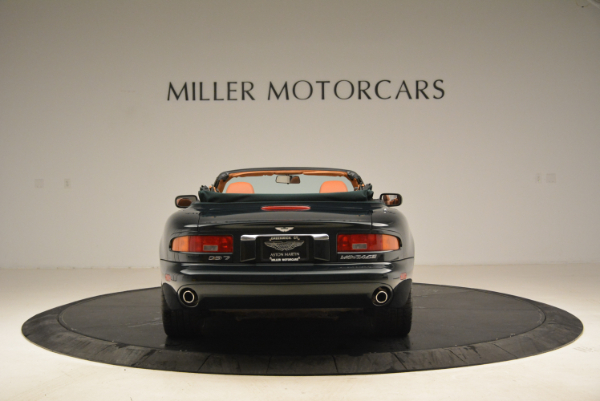 Used 2003 Aston Martin DB7 Vantage Volante for sale Sold at Alfa Romeo of Westport in Westport CT 06880 6