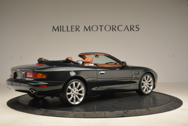 Used 2003 Aston Martin DB7 Vantage Volante for sale Sold at Alfa Romeo of Westport in Westport CT 06880 8