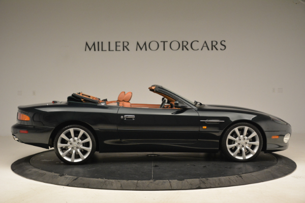 Used 2003 Aston Martin DB7 Vantage Volante for sale Sold at Alfa Romeo of Westport in Westport CT 06880 9