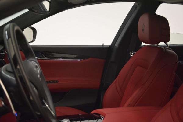 New 2018 Maserati Quattroporte S Q4 GranLusso for sale Sold at Alfa Romeo of Westport in Westport CT 06880 16