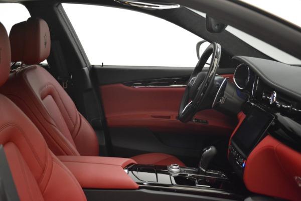 New 2018 Maserati Quattroporte S Q4 GranLusso for sale Sold at Alfa Romeo of Westport in Westport CT 06880 25