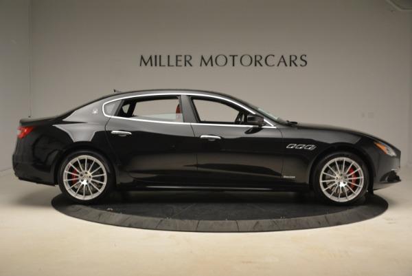 New 2018 Maserati Quattroporte S Q4 GranLusso for sale Sold at Alfa Romeo of Westport in Westport CT 06880 12