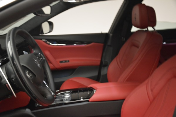 New 2018 Maserati Quattroporte S Q4 GranLusso for sale Sold at Alfa Romeo of Westport in Westport CT 06880 15