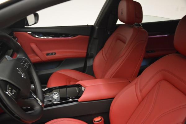 New 2018 Maserati Quattroporte S Q4 GranLusso for sale Sold at Alfa Romeo of Westport in Westport CT 06880 18