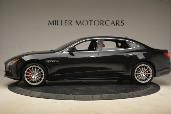 New 2018 Maserati Quattroporte S Q4 GranLusso for sale Sold at Alfa Romeo of Westport in Westport CT 06880 4