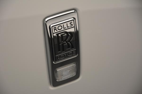 Used 2016 Rolls-Royce Wraith for sale Sold at Alfa Romeo of Westport in Westport CT 06880 13