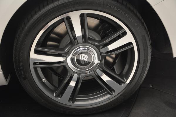 Used 2016 Rolls-Royce Wraith for sale Sold at Alfa Romeo of Westport in Westport CT 06880 14