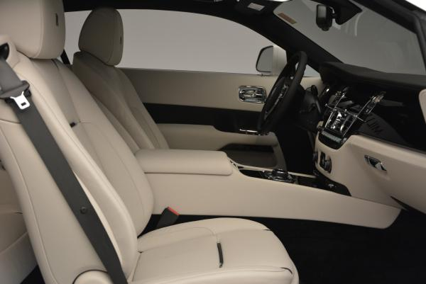 Used 2016 Rolls-Royce Wraith for sale Sold at Alfa Romeo of Westport in Westport CT 06880 26